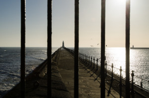 North Pier Tynemouth