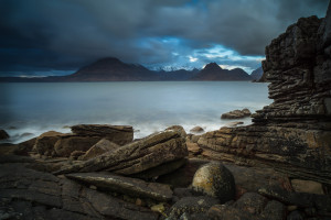 Cullins in Skye from Elgol