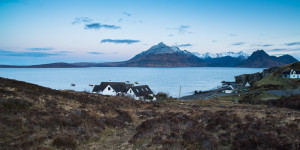 Shore Cottage at Elgol in Isle of Skye