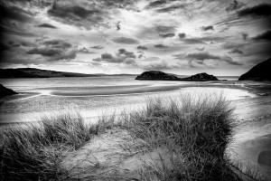 Sanddunes at Gruinard Bay